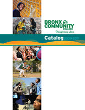 2009 - 2011 College Catalog Cover